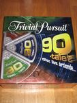 Board Game: Trivial Pursuit: The 90s