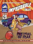 RPG Item: Improbable Tales Volume 2, Issue 1: Festival of Fear (Supers!)