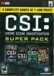 Video Game Compilation: CSI: Crime Scene Investigation Super Pack