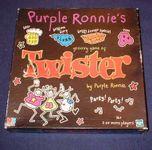 Board Game: Purple Ronnie's Twister