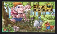 Board Game: The Great Bug Hunt