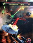 Board Game: Federation Commander: Klingon Attack