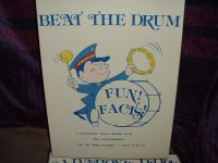 Board Game: Beat the Drum