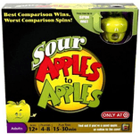 Board Game: Sour Apples to Apples