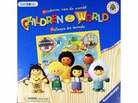 Board Game: Children of the World
