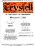 RPG Item: Trystell: Reborn - Background Tables