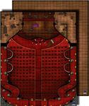 RPG Item: GameMastery Flip-Mat: Theater