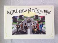 Board Game: Suburban Dispute