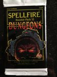 Board Game: Spellfire: Booster Pack, Set 12 – Dungeons