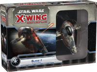 Board Game: Star Wars: X-Wing Miniatures Game – Slave I Expansion Pack