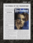 RPG Item: The World of The Touchstone