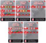 Board Game: Thunderbirds: Devious Schemes Promo Card Set