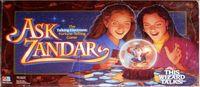Board Game: Ask Zandar
