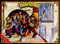 Board Game: HeroQuest: Against the Ogre Horde