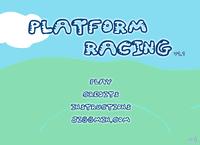 Video Game: Platform Racing