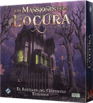 Board Game: Mansions of Madness: Second Edition – Sanctum of Twilight: Expansion