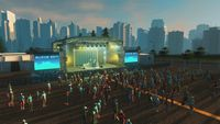 Video Game: Cities: Skylines – Concerts
