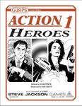 RPG Item: GURPS Action 1: Heroes
