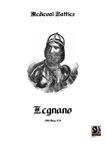Board Game: Medieval Battles: Legnano – 29 May 1176