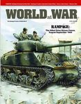Board Game: Rampage: The Allied Drive on Germany, August - September, 1944
