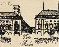 Board Game: Turin Market
