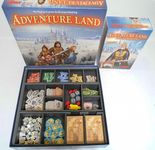 Board Game Accessory: Adventure Land: Insert Here Insert