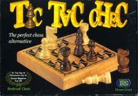 Board Game: Tic Tac Chec