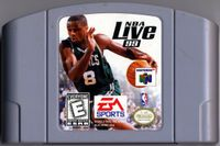 Video Game: NBA Live 99