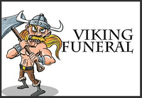 Board Game: Viking Funeral