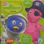 Board Game: The Backyardigans Game