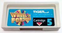 Video Game: Wheel of Fortune (1995): Cartridge 5