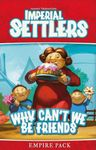 Board Game: Imperial Settlers: Why Can't We Be Friends