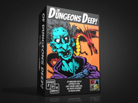 Board Game: Of Dungeons Deep!