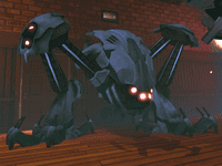 Character: Sectopod