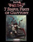 RPG Item: Bullet Points: 7 Sinful Feats of Gluttony