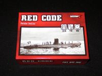 Board Game: Red Code