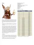 RPG Item: Classes of Fantasy: Pixie