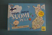 Board Game: Tatun ja Patun Suomi-peli