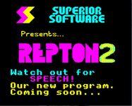 Video Game: Repton 2