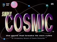 Board Game: Simply Cosmic