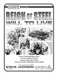 RPG Item: GURPS Reign of Steel: Will to Live