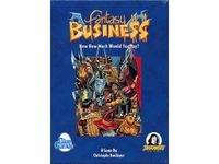 Board Game: Fantasy Business