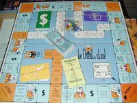 Board Game: Lie, Cheat & Steal