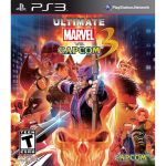 Video Game: Ultimate Marvel vs. Capcom 3