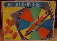 Board Game: Der Glücksvogel