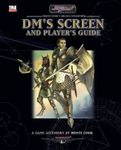 RPG Item: DM's Screen and Player's Guide