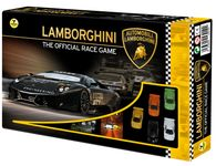 Board Game: Lamborghini: The Official Race Game