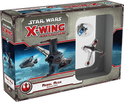 Board Game: Star Wars: X-Wing Miniatures Game – Rebel Aces Expansion Pack