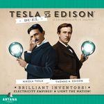 Board Game: Tesla vs. Edison: Duel