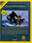 RPG Item: DCC #012.5: The Iron Crypt of the Heretics
